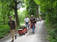 Frankenwald Höllental Himmelfahrt